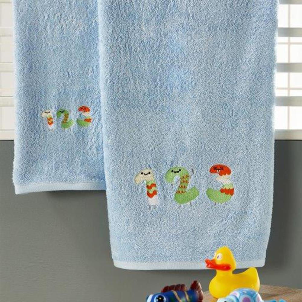 Παιδικές Πετσέτες (Σετ 3τμχ) Whitegg T027/2 Ciel
