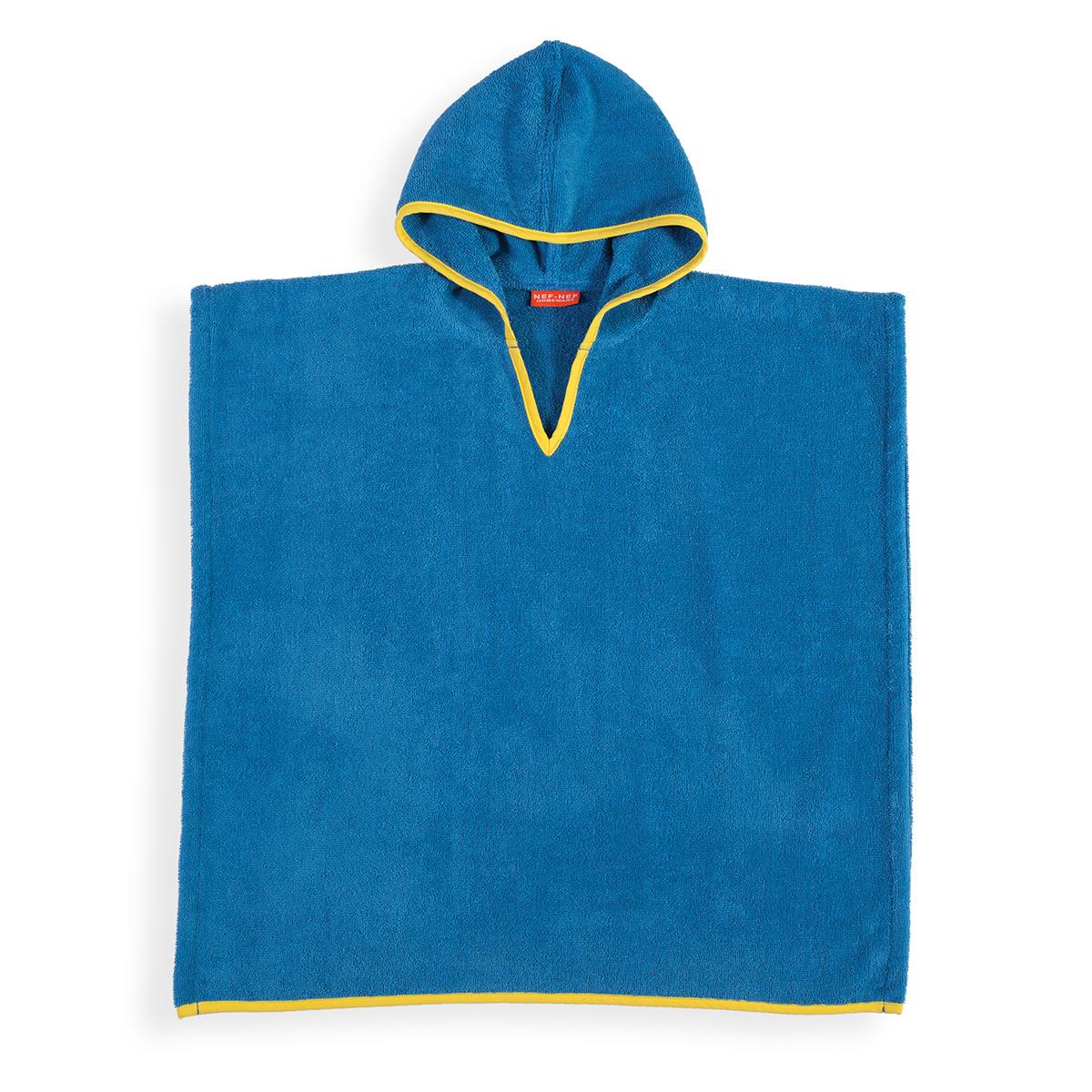 Παιδικό Πόντσο Nef-Nef Bono Blue