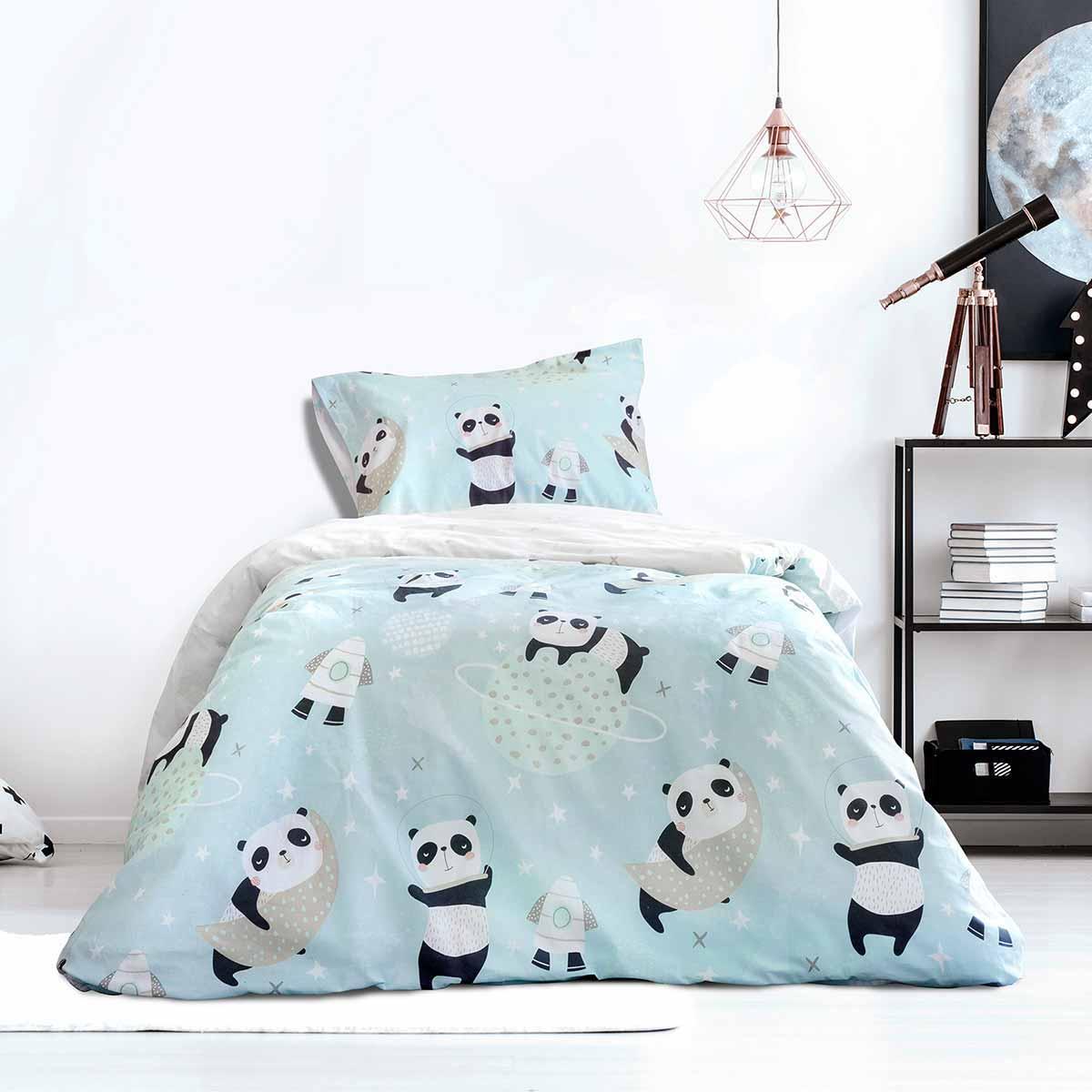 Κουβερλί Μονό Kocoon Space Panda