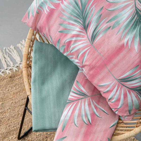 Σεντόνια King Size Με Λάστιχο (Σετ) Palamaiki Fashion FL6114