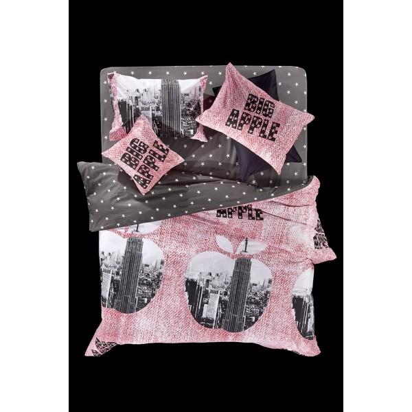 Σεντόνια Ημίδιπλα (Σετ) Nima Cotton 'N Style Big Apple 02