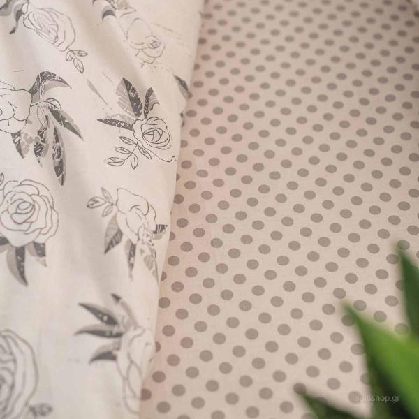 Σεντόνια Διπλά (Σετ) Palamaiki Fashion FL6115