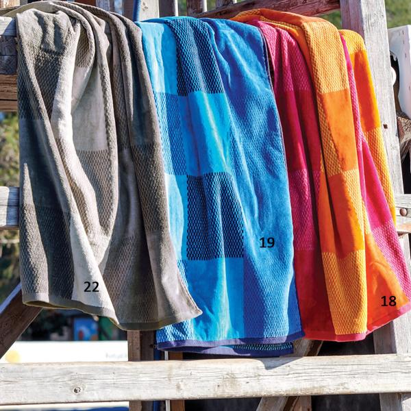 Πετσέτα Θαλάσσης Kentia Almira