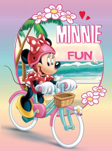 Παιδικό Χαλί (133x190) Disney By Vasilas Minnie MK 016