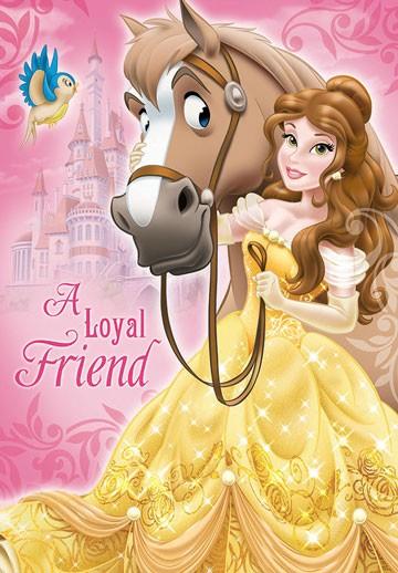 Παιδικό Χαλί (133x190) Disney By Vasilas Princess 116