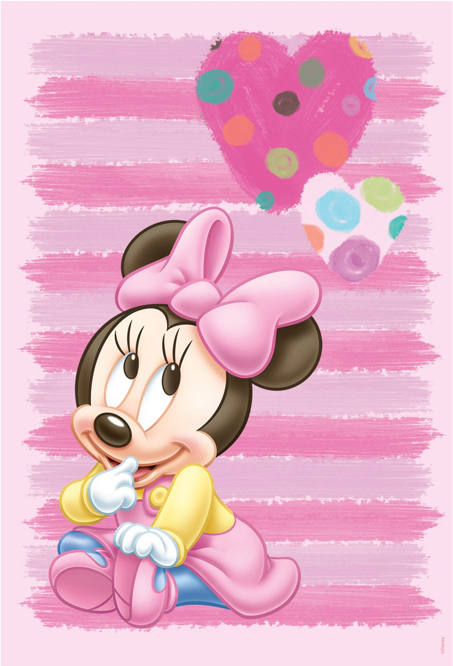 Παιδικό Χαλί (133x190) Disney By Vasilas Mickey Babies 309
