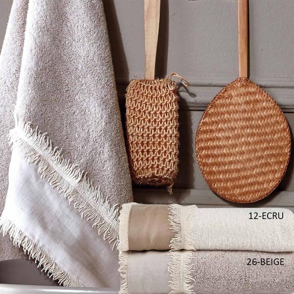 Πετσέτες Μπάνιου (Σετ 3τμχ) Kentia Stylish Devora