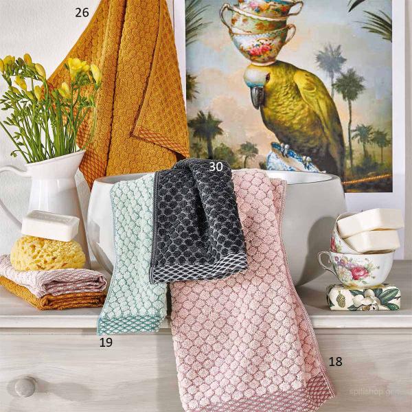 Πετσέτα Σώματος (70x140) Kentia Loft Fleck