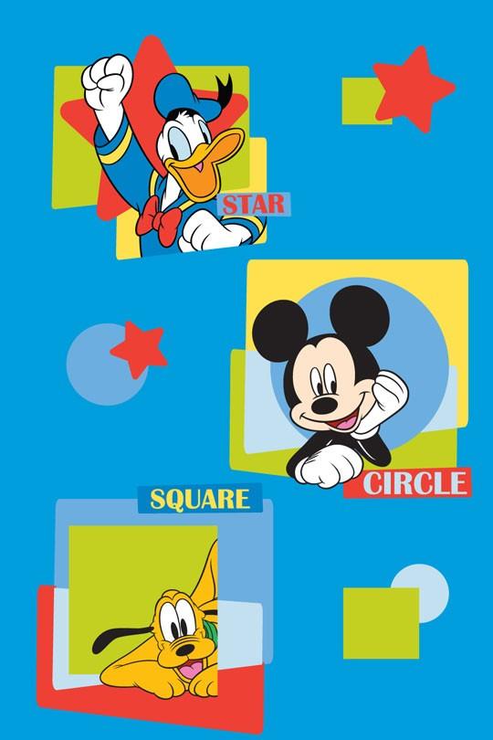 Παιδικό Χαλί (140x200) Disney By Vasilas Club House 28