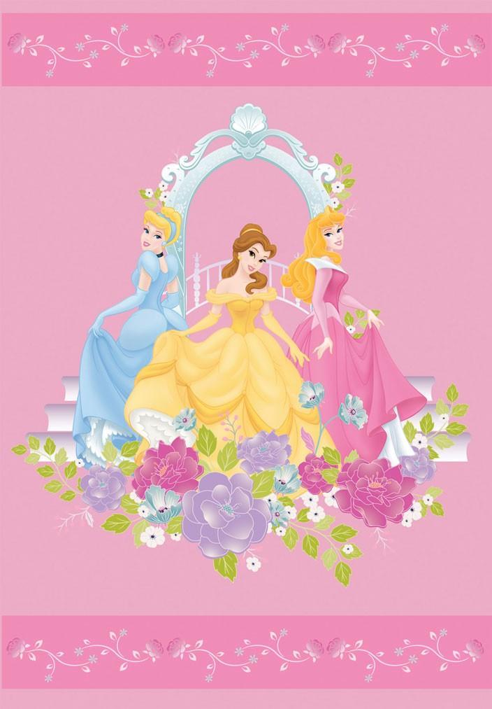 Παιδικό Χαλί (160x230) Disney By Vasilas Princess 101