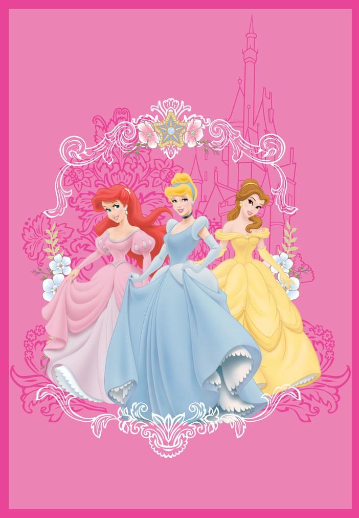 Παιδικό Χαλί (160x230) Disney By Vasilas Princess 104