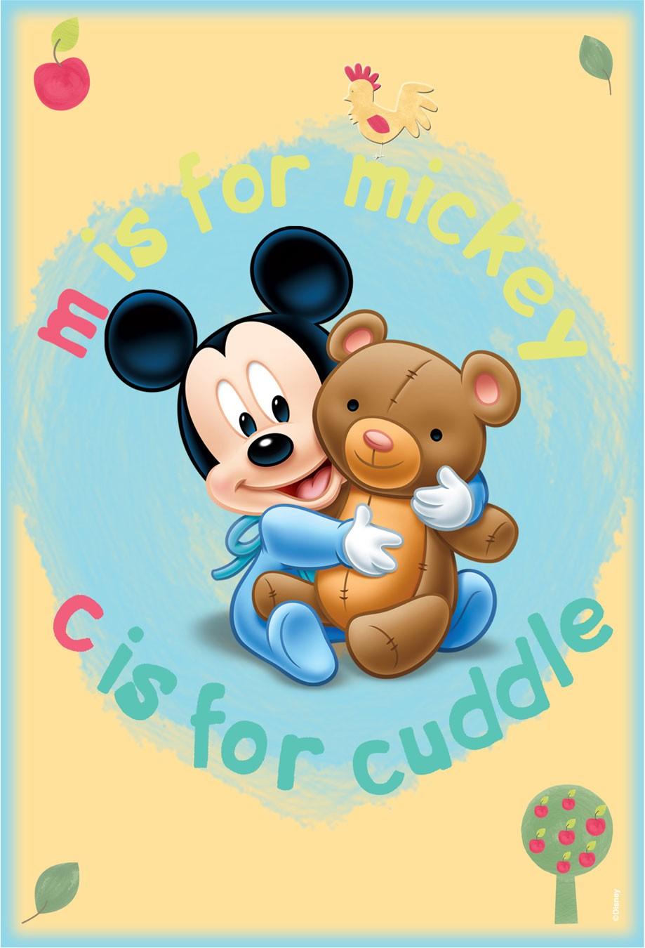 Παιδικό Χαλί (100x160) Disney By Vasilas Mickey Babies 314