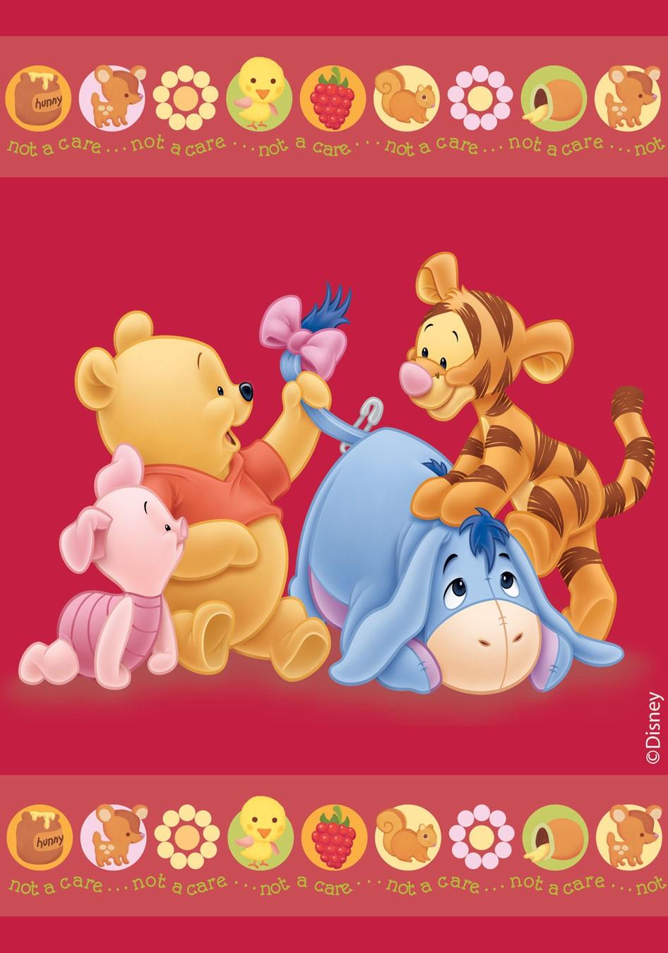 Παιδικό Χαλί (140x200) Disney By Vasilas Baby Pooh 402