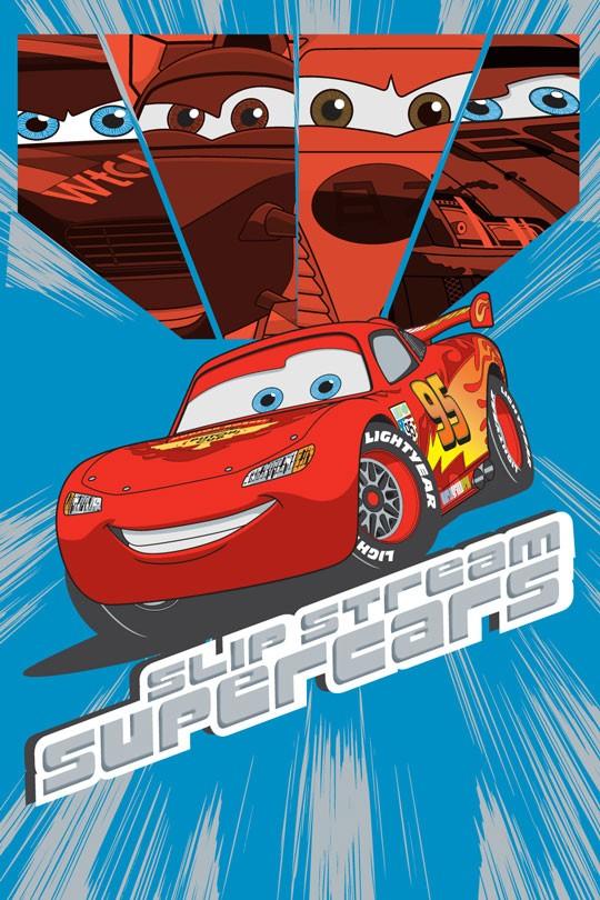 Παιδικό Χαλί (160x230) Disney By Vasilas Cars 012