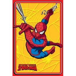 Παιδικό Χαλί (120x168) Disney By Vasilas Spiderman 88422