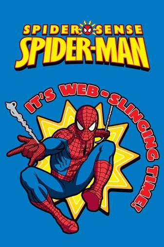 Παιδικό Χαλί (140x200) Disney By Vasilas Spiderman 951