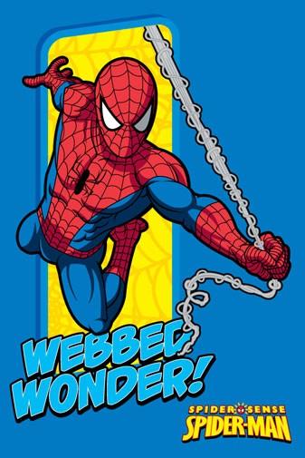 Παιδικό Χαλί (160x230) Disney By Vasilas Spiderman 953