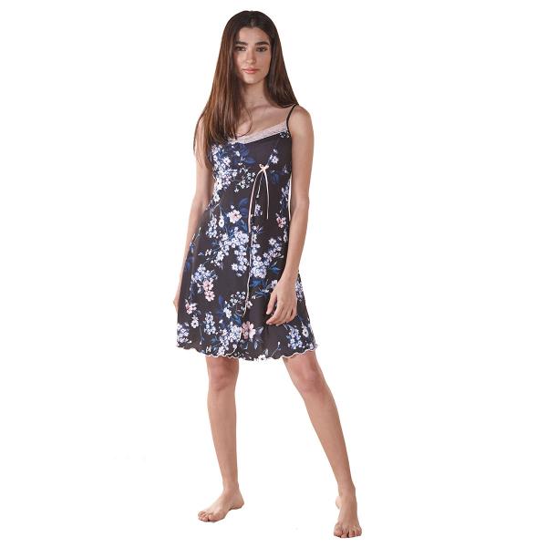 Νυχτικό Γυναικείο Καλοκαιρινό Mara-M 5030-15