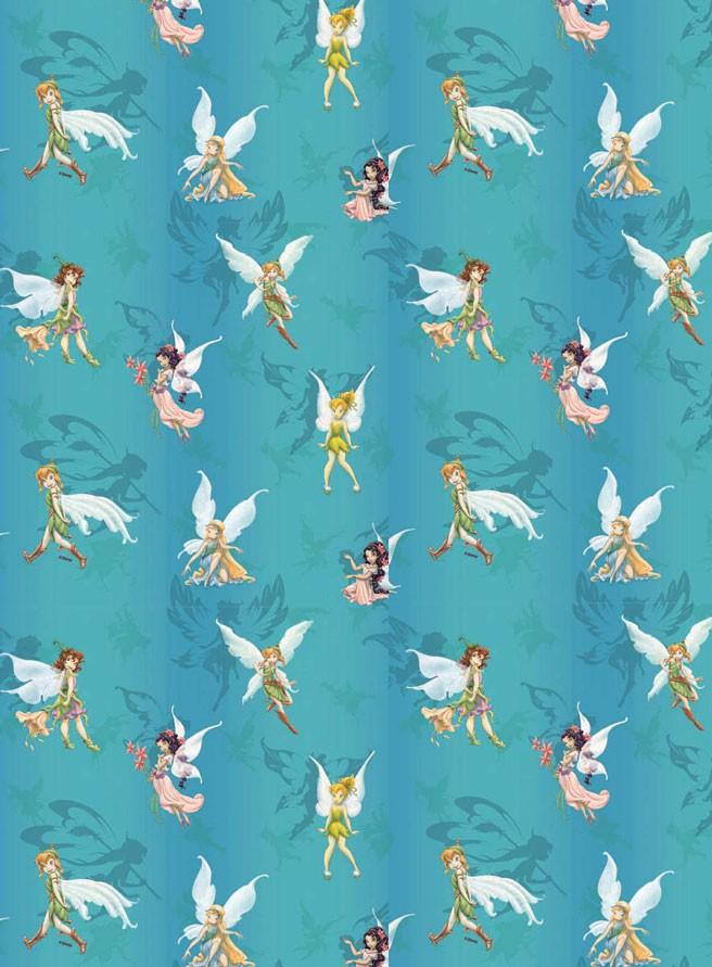 Παιδική Κουρτίνα (140x290) Disney Pixie 40 home   κουρτίνες   κουρτίνες παιδικές