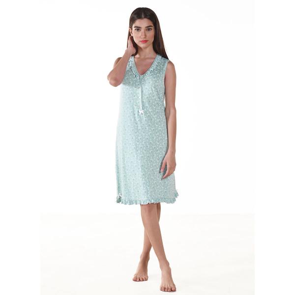 Νυχτικό Γυναικείο Καλοκαιρινό Mara-M 5041-16