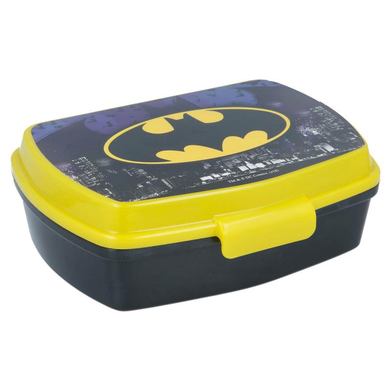 Φαγητοδοχείο Με Καπάκι Stor Batman 85575