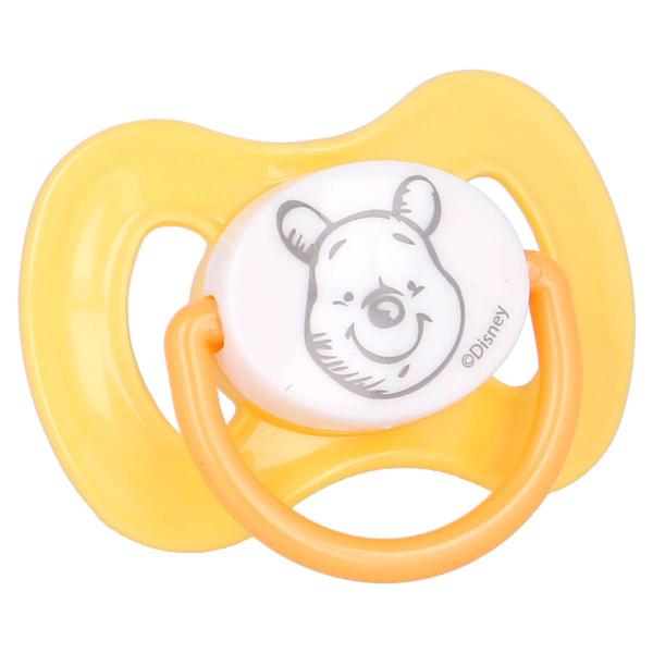 Πιπίλα Σιλικόνης Φυσιολογική 6-18Μ Stor Winnie The Pooh 13715