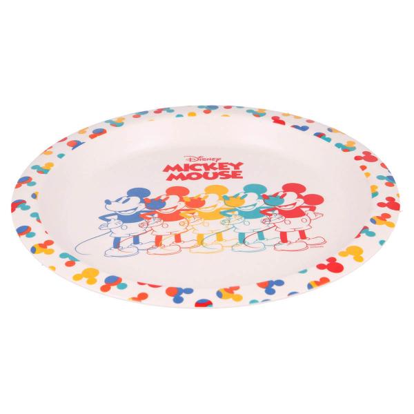 Πιάτο Βαθύ Stor Mickey Mouse 60141