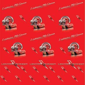 Κουρτίνα Μπάνιου (180x180) Disney CA110 Red