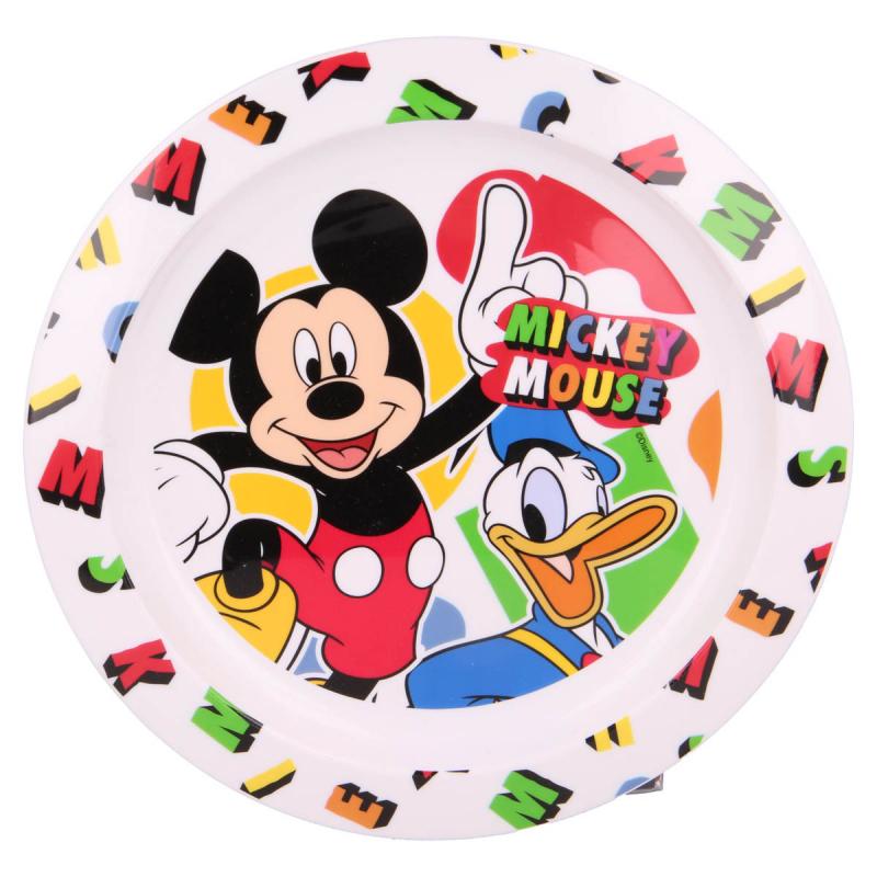 Πιάτο Βαθύ Stor Mickey Mouse 50147
