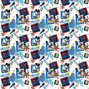 Κουρτίνα Μπάνιου (180x180) Disney CH012 White