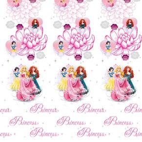 Κουρτίνα Μπάνιου (180x180) Disney PR015 White