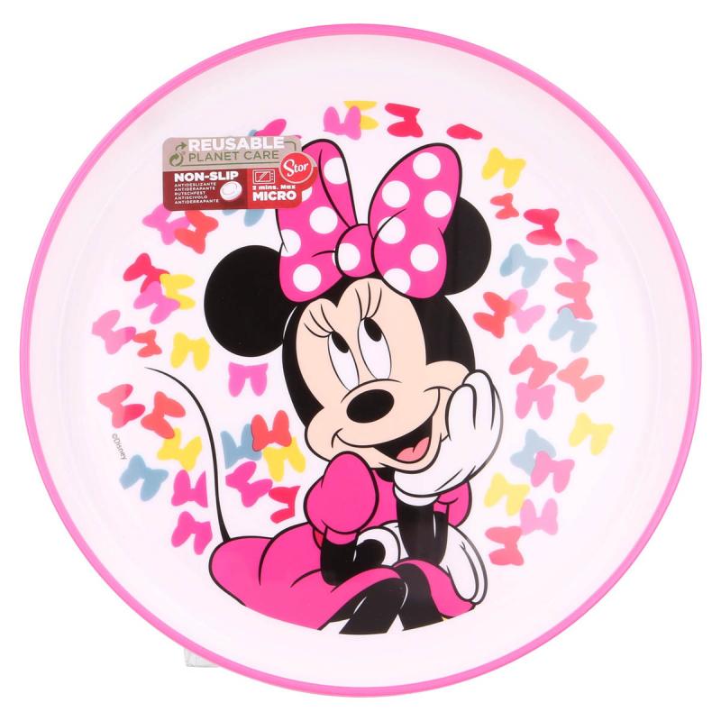 Πιάτο Stor Minnie Mouse 51192