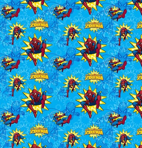 Κουρτίνα Μπάνιου (180x180) Disney SP004 Blue