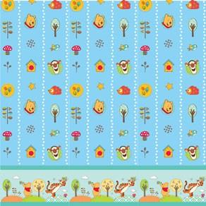 Κουρτίνα Μπάνιου (180x180) Disney WP012 Blue