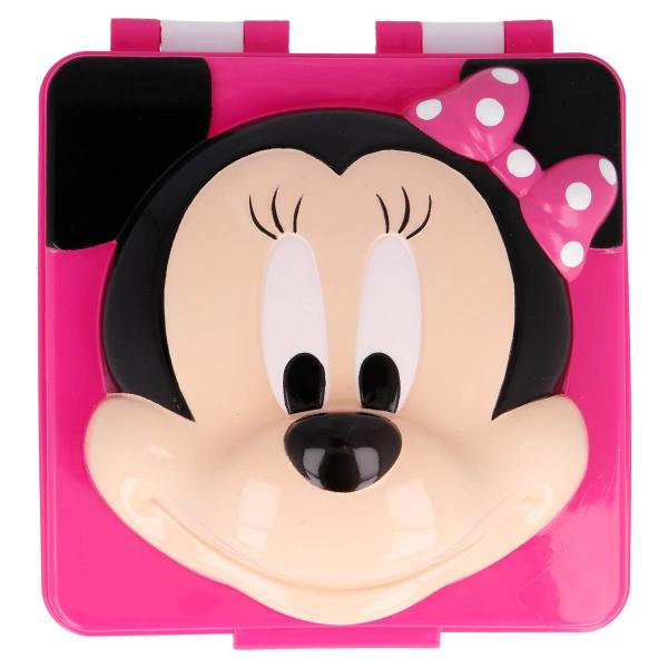 Φαγητοδοχείο Με Καπάκι Stor Minnie Mouse 31477