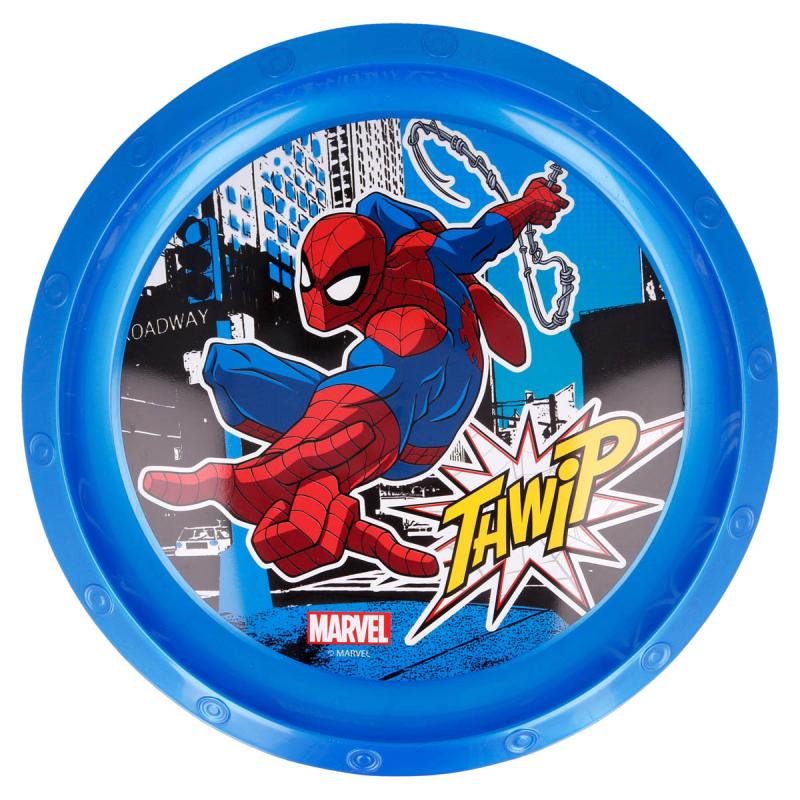 Πιάτο Βαθύ Stor Spiderman 51312