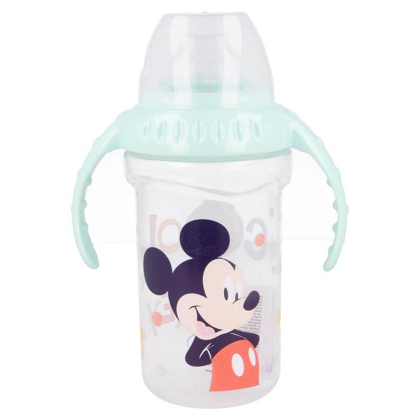 Ποτήρι Εκπαιδευτικό 330ml Stor Mickey Mouse 13028