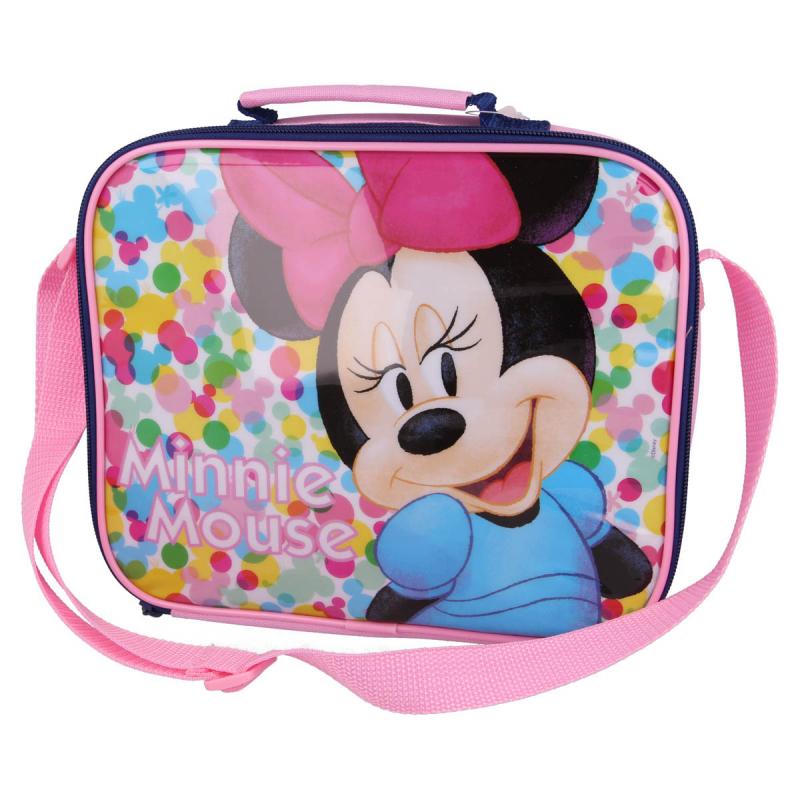 Ισοθερμική Τσάντα Φαγητού Stor Minnie Mouse 51156