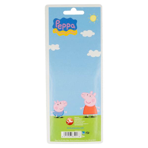 Κουτάλι + Πιρούνι (Σετ) Stor Peppa Pig 85217