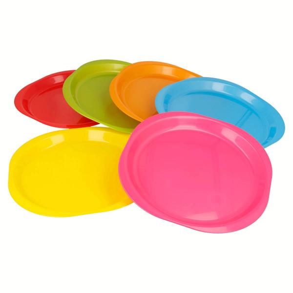 Πιάτα (6τμχ) Stor 00632