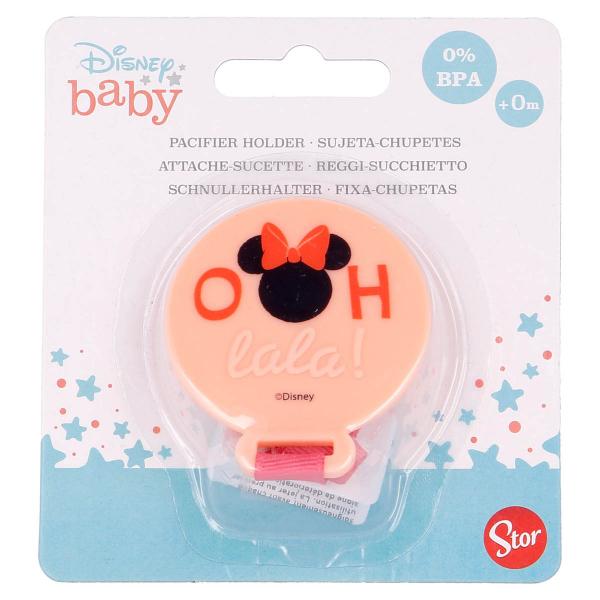 Κλιπ Πιπίλας Stor Minnie Mouse 13123