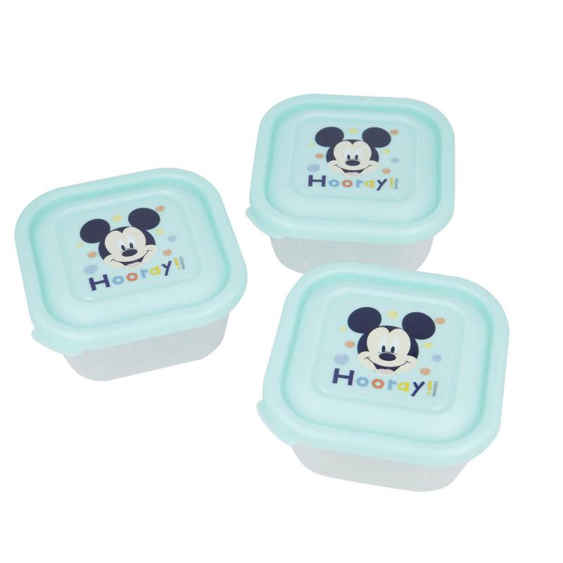 Φαγητοδοχεία (Σετ 3τμχ) Stor Mickey Mouse 13006
