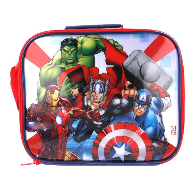 Ισοθερμική Τσάντα Φαγητού Stor Avengers 57756