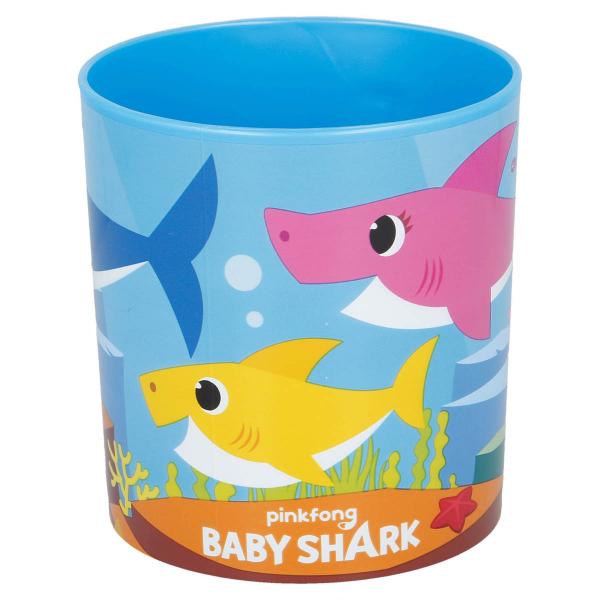 Κούπα Με Χερούλι Stor Baby Shark 13504