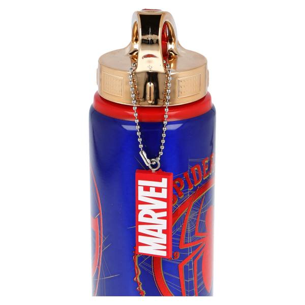 Παγούρι Με Καλαμάκι 710ml Stor Spiderman 13235