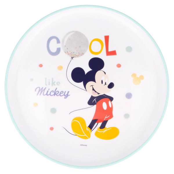 Πιάτο Stor Mickey Mouse 13093