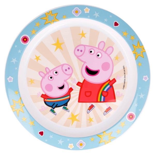 Πιάτο Βαθύ Stor Peppa Pig 41247