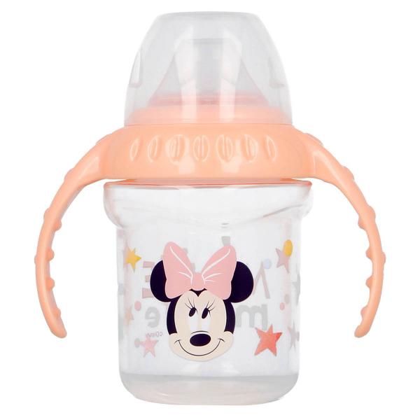 Ποτήρι Εκπαιδευτικό 250ml Stor Minnie Mouse 13127