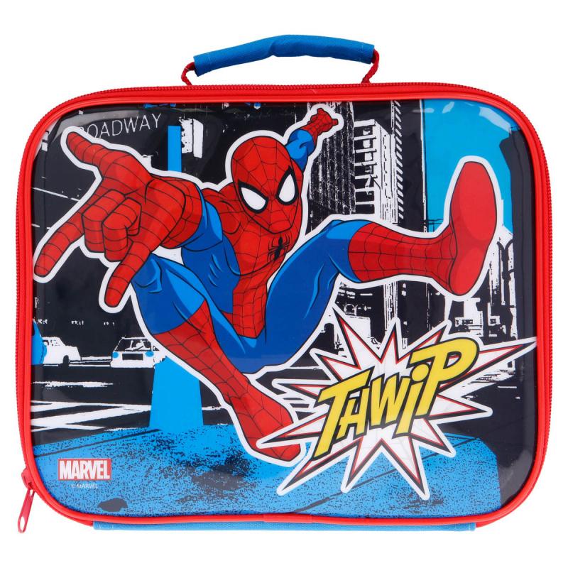 Ισοθερμική Τσάντα Φαγητού Stor Spiderman 51356