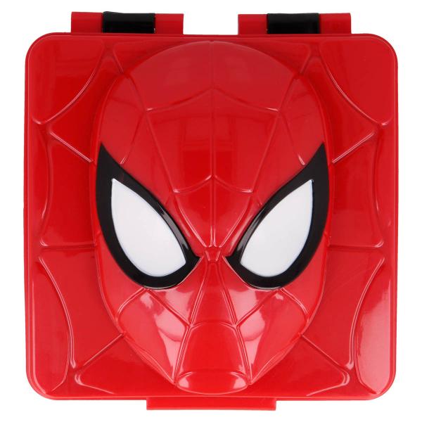 Φαγητοδοχείο Με Καπάκι Stor Spiderman 31417